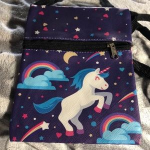 Handbags - 🎉 back to school 🎉unicorn mini bag crossbody